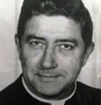 The Rev. Paul Reeves, 1966 to 1968 (became Bishop of Georgia)